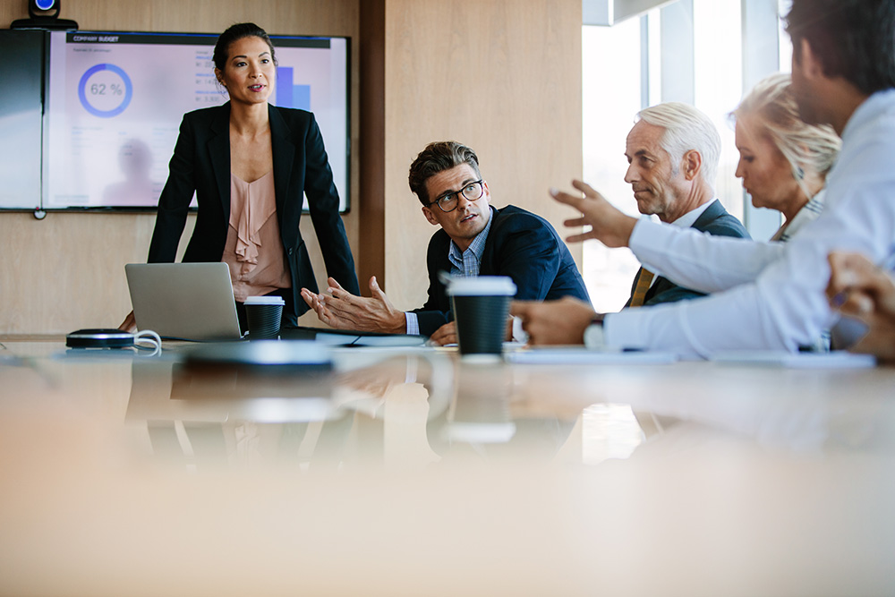 Professional evaluation of your board of directors